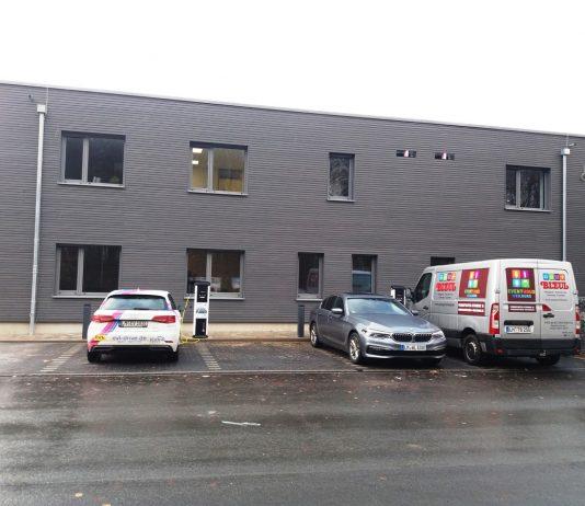 AWB neues Verwaltungsgebäude in Passivbauweise. | Neues Limburg