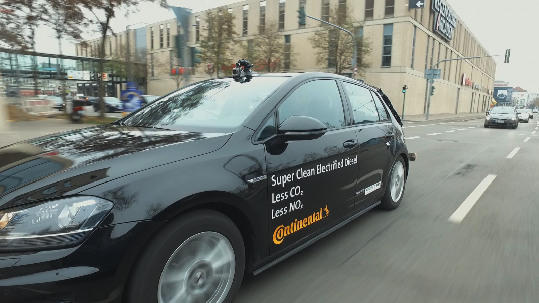 "VOX-Magazin ""auto mobil"" testet Continentals neue Katalysatortechnik | Neues Limburg"
