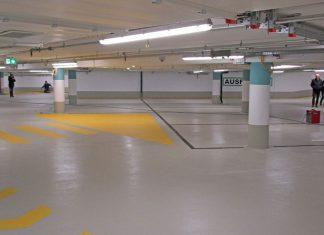 Stadthallenparkhaus: Ab Februar darf wieder geparkt werden. © limburg.de