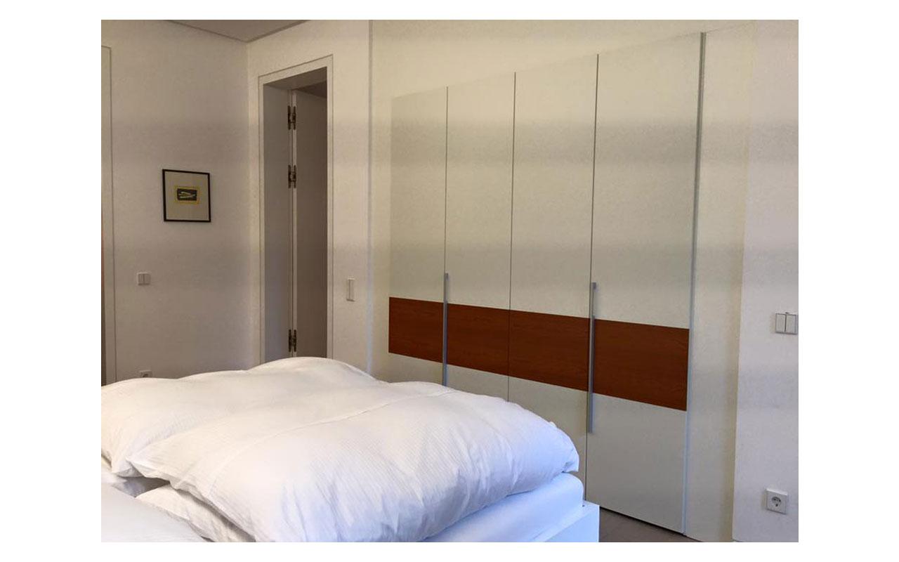 Das Schlafzimmer in Gästebereich - Bild 3. © Lilly Moments