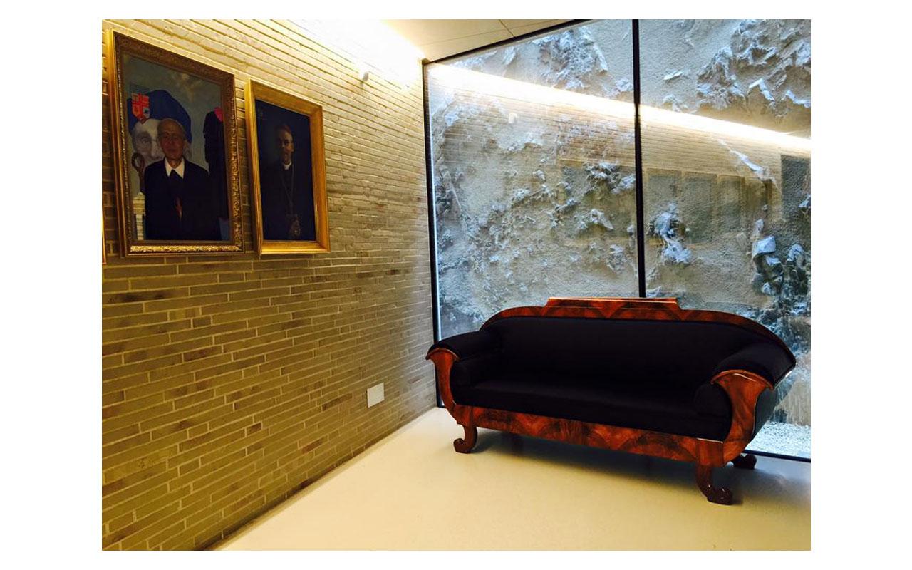 Das Untergeschoss der Bischofsresidenz - Bild 2. © Lilly Moments