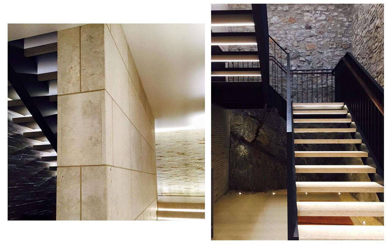 Das Untergeschoss der Bischofsresidenz - Bild 3. © Lilly Moments