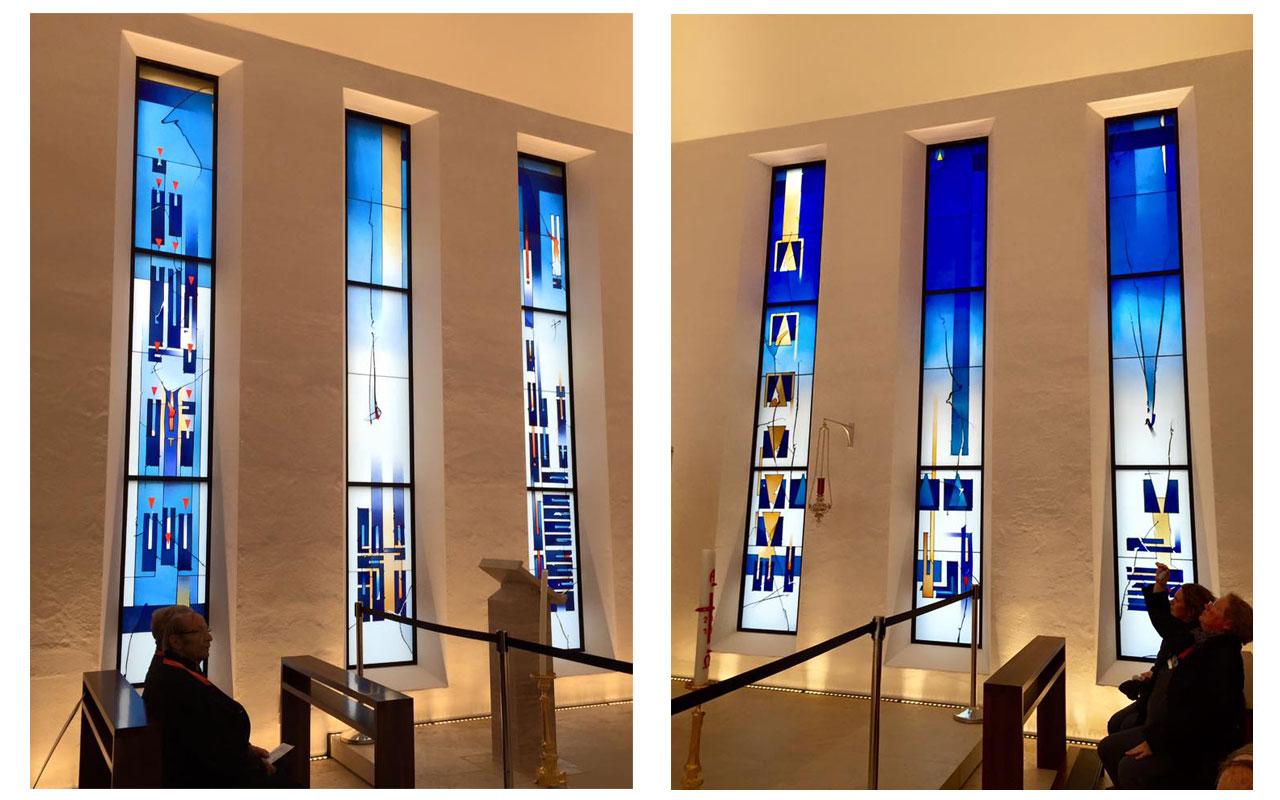Private Kapelle des Bischofs - Bild 2. So war es zumindest ursprünglich geplant. © Lilly Moments