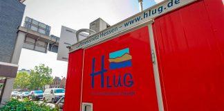 Die Messstation an der Schiede in Limburg hat vergangenes Jahr eine höhere Stickoxid-Belastung gemessen. © Stadt Limburg