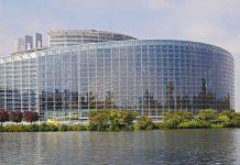 Das Europäische Parlament mit offiziellem Sitz in Straßburg. Am 26. Mai wird es wieder gewählt. | Neues Limburg