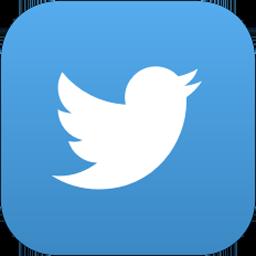 Twitter App Icon Logo