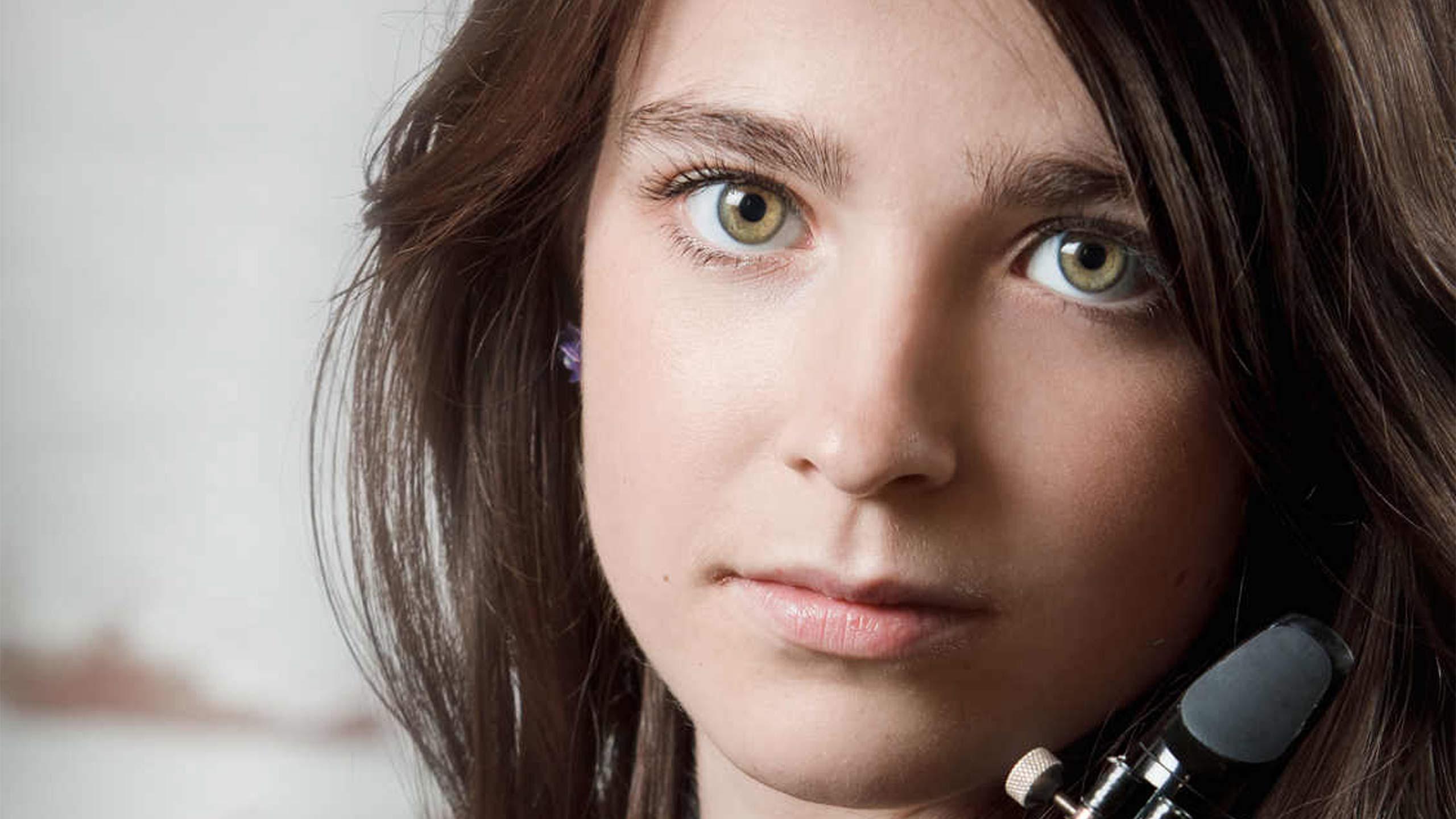 Die belgische Klarinettistin Annelien van Wauwehat bereits zahlreiche internationale Preise gewonnen und unterrichtet auch am Antwerpener Konservatorium. © Annelien van Wauwehat