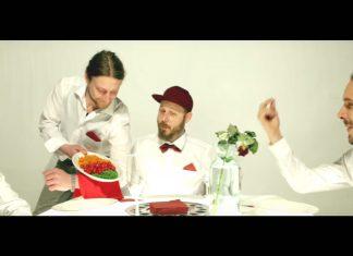 """Strobocop in ihrem Video """"Krank"""". Foto: Screenshot YouTube"""